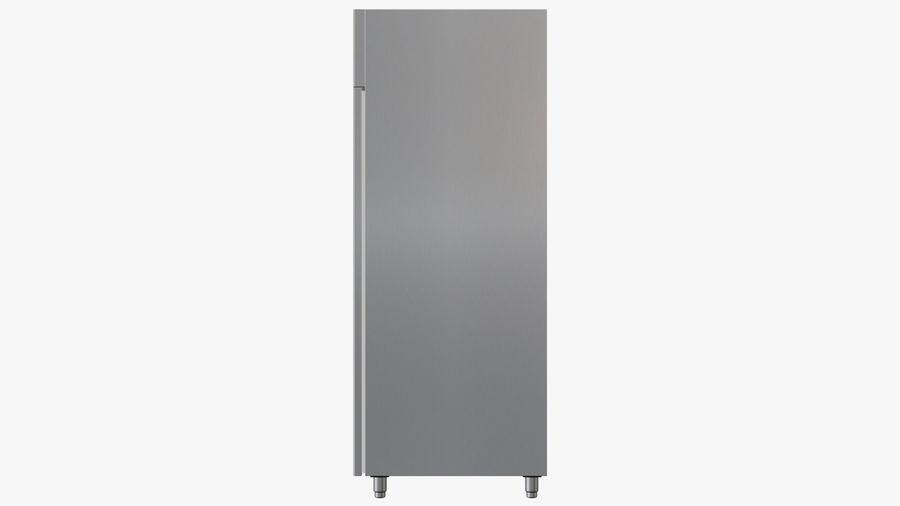 Podwójne drzwi lodówki royalty-free 3d model - Preview no. 4