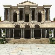 古希腊建筑2 3d model