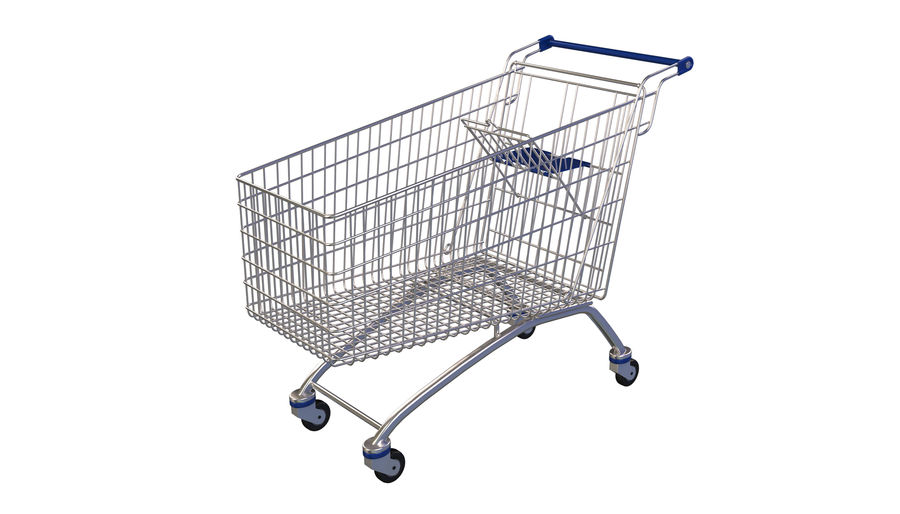 Grocery Store Collection 3 royalty-free 3d model - Preview no. 6