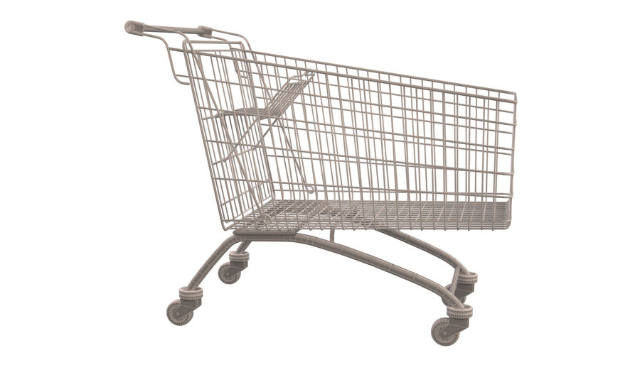 Grocery Store Collection 3 royalty-free 3d model - Preview no. 19