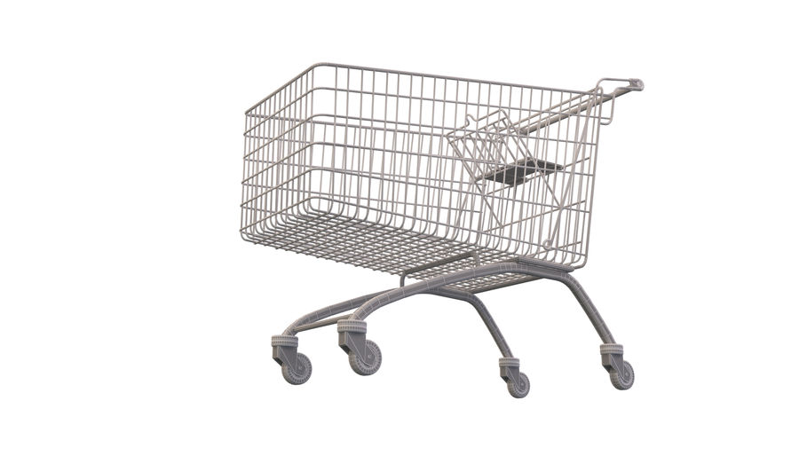 Grocery Store Collection 3 royalty-free 3d model - Preview no. 15
