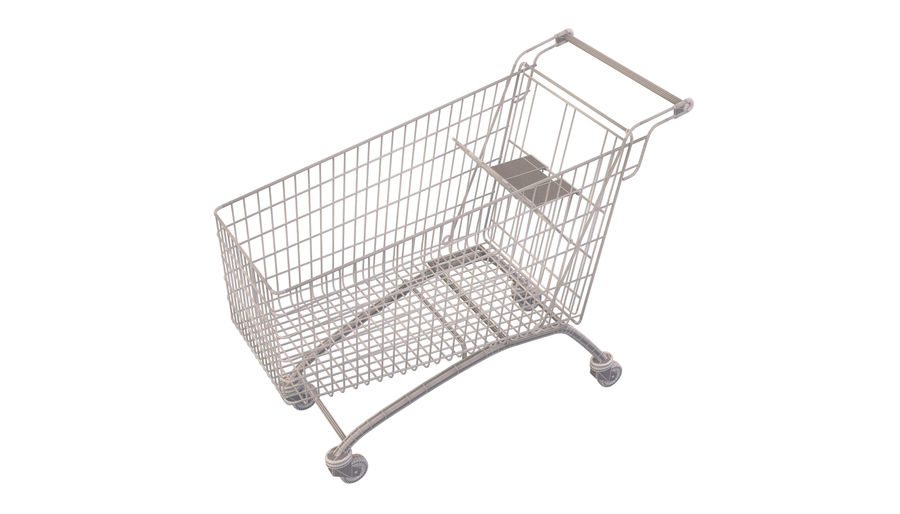 Grocery Store Collection 3 royalty-free 3d model - Preview no. 16