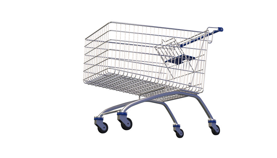 Grocery Store Collection 3 royalty-free 3d model - Preview no. 14