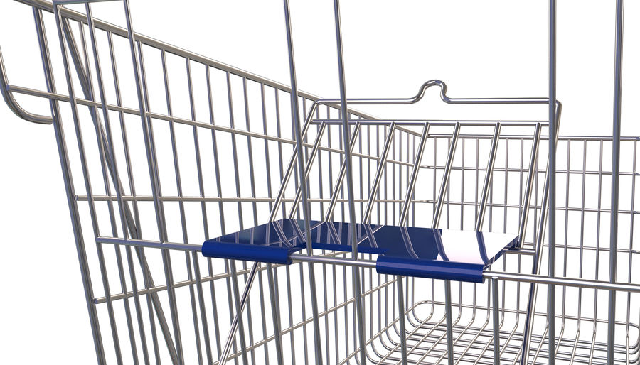 Grocery Store Collection 3 royalty-free 3d model - Preview no. 11