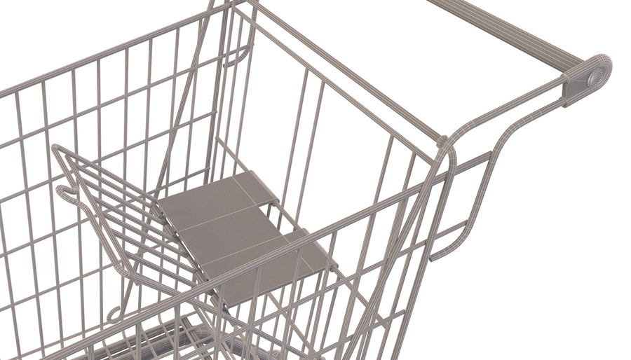 Grocery Store Collection 3 royalty-free 3d model - Preview no. 17