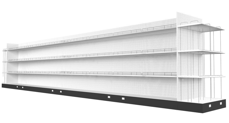 Grocery Store Collection 3 royalty-free 3d model - Preview no. 4