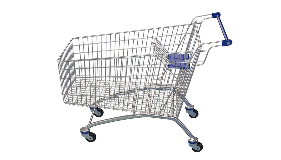 Grocery Store Collection 3 royalty-free 3d model - Preview no. 7