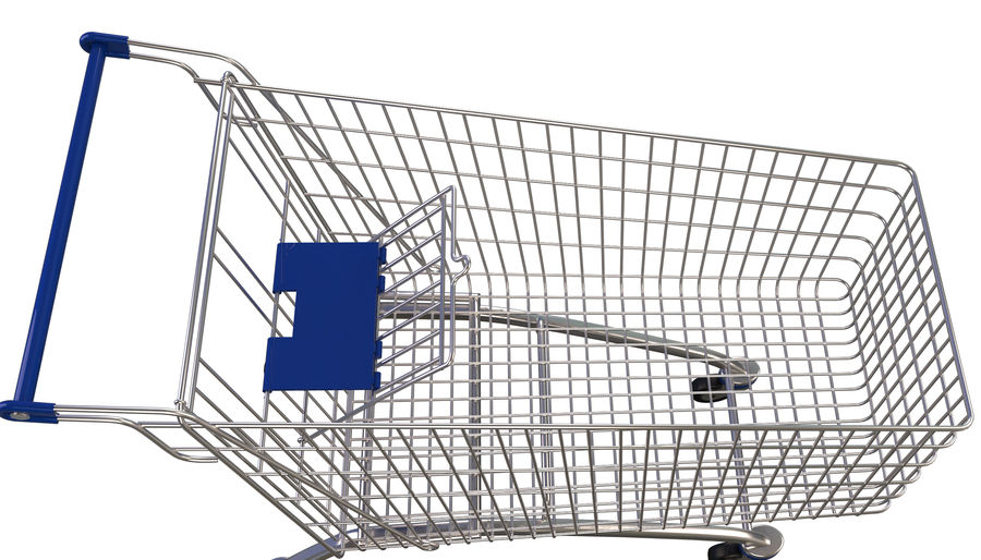 Grocery Store Collection 3 royalty-free 3d model - Preview no. 12