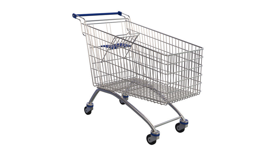 Grocery Store Collection 3 royalty-free 3d model - Preview no. 2