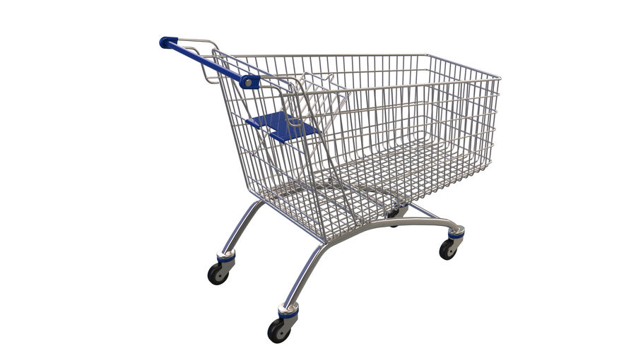 Grocery Store Collection 3 royalty-free 3d model - Preview no. 5