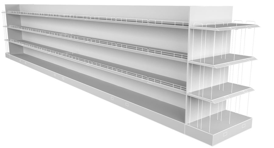 Grocery Store Collection 3 royalty-free 3d model - Preview no. 31