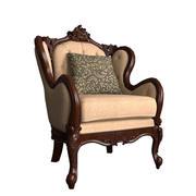 Kol sandalye 3d model