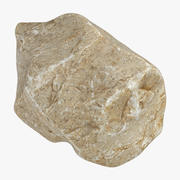 Mountain Rock 02 3d model