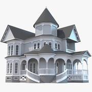 Casa da Família 3d model