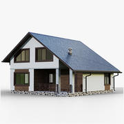 GameReady House 5 Type 1 3d model