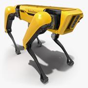 SpotMini Boston Dynamics Robot 3d model