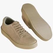 신발 프레피 3d model