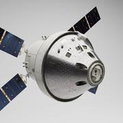 NASA Orion Rymdskepp 3d model