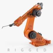 Sanayi robotları arma 3d model