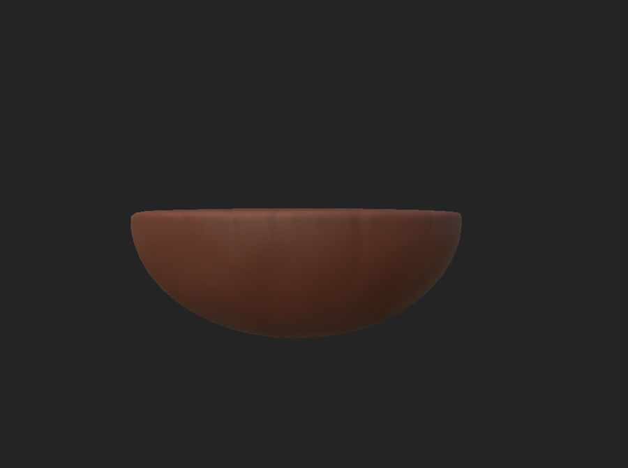 Koffieboon royalty-free 3d model - Preview no. 11