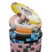 Poker Chip WSOP 3d model