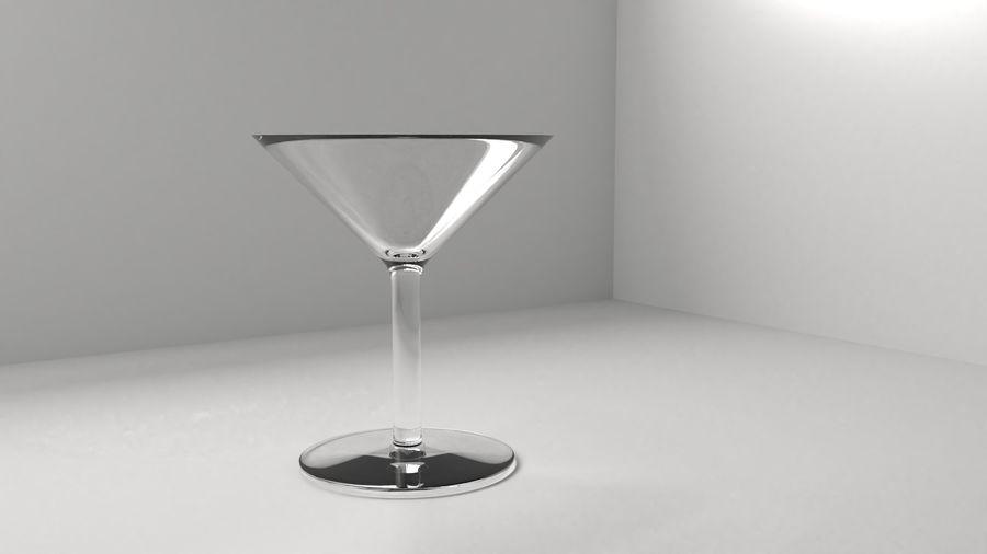 Copa de vino 5 royalty-free modelo 3d - Preview no. 2