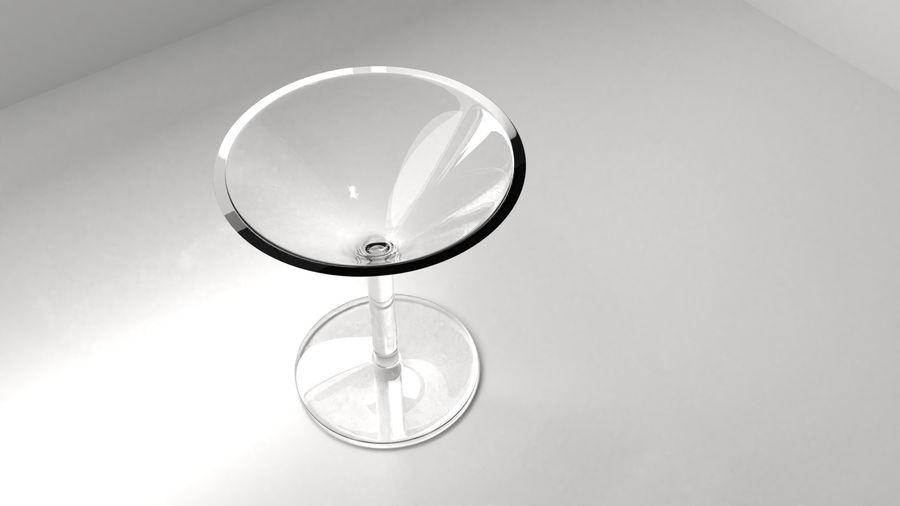 Copa de vino 5 royalty-free modelo 3d - Preview no. 3