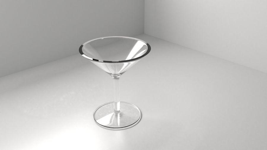 Copa de vino 5 royalty-free modelo 3d - Preview no. 1