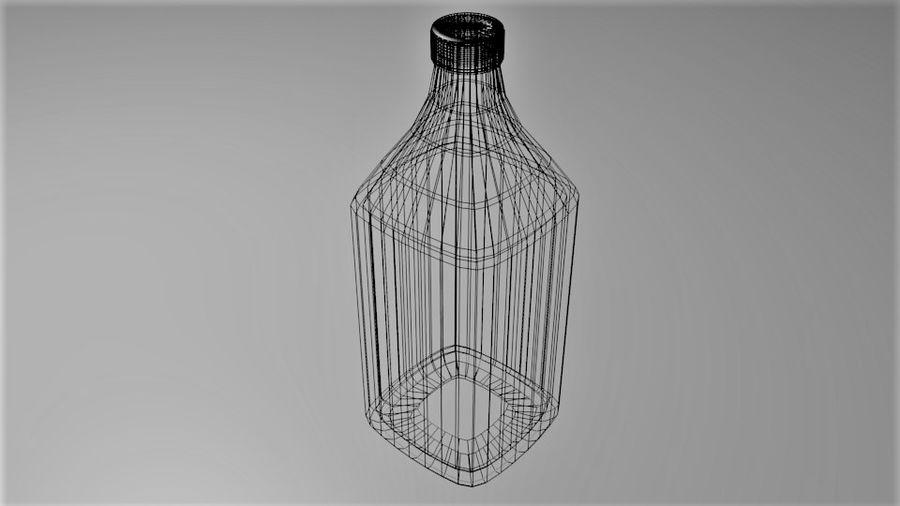 Oil Bottle royalty-free 3d model - Preview no. 6