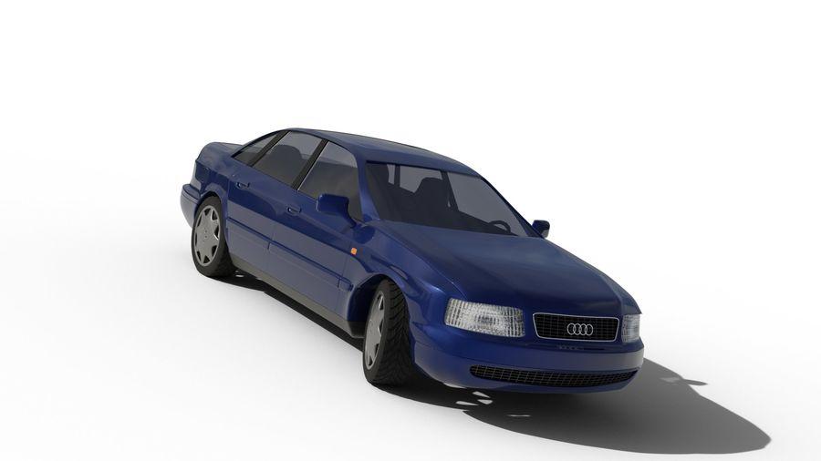 Audi Car royalty-free 3d model - Preview no. 1