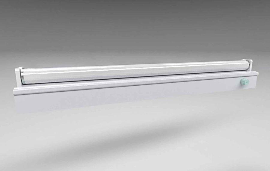 fluoreszierende Lichter royalty-free 3d model - Preview no. 11