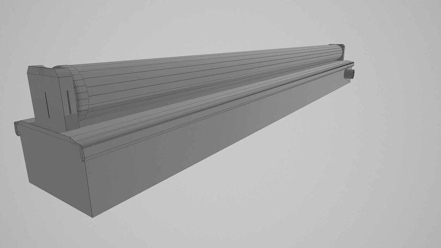 fluoreszierende Lichter royalty-free 3d model - Preview no. 4