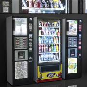 Showcase 013 Varuautomat 3d model