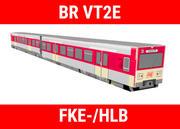 Linke-Hofmann-Busch Baureihe VT2E 3d model
