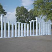 kolon 3d model