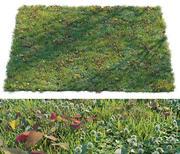 Grass set 2 3d model