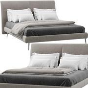 Twils SAIL bed 3d model