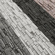 Paving smooth brick 3d model