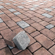 Beläggning sten tegel n1 3d model