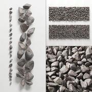 岩石をつなぐ2 3d model