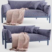 Tapio Sofa 3d model