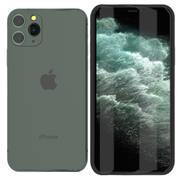 iPhone 11 PRO MAX 3d model