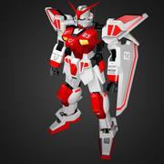 Gundam RX modelo 3d