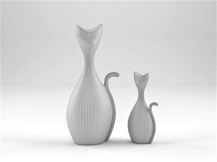 Decorative set royalty-free 3d model - Preview no. 11