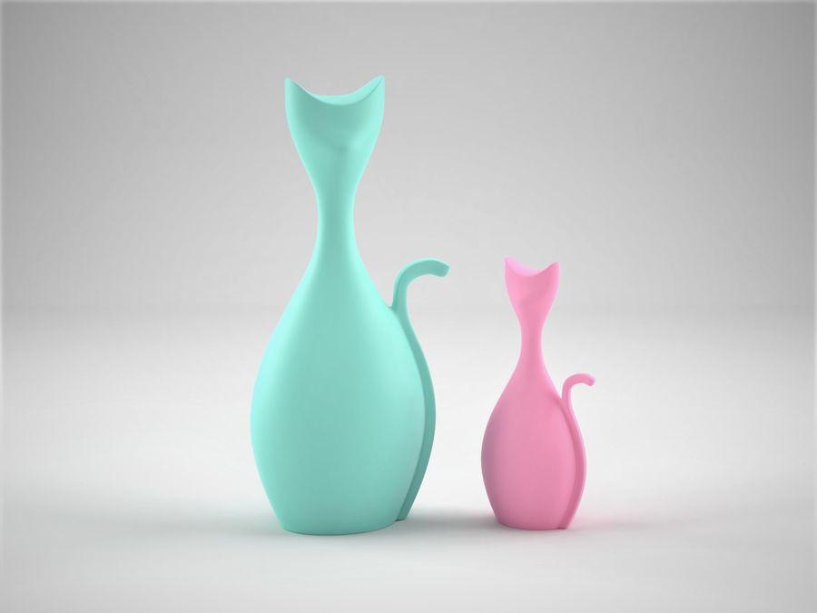 Decorative set royalty-free 3d model - Preview no. 4