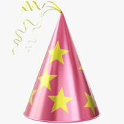 Chapeau de fête 03 3d model