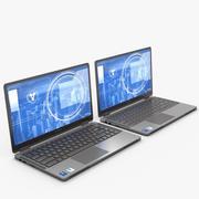 Laptops 3d model