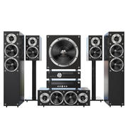 Akustiskt system 3d model