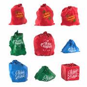 Christmas bag 3d model