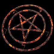 Pentagrammi del diavolo 3d model